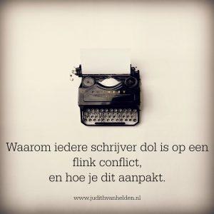 conflict-schrijven