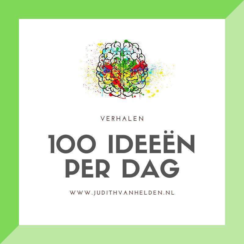 100 ideeën voor een verhaal