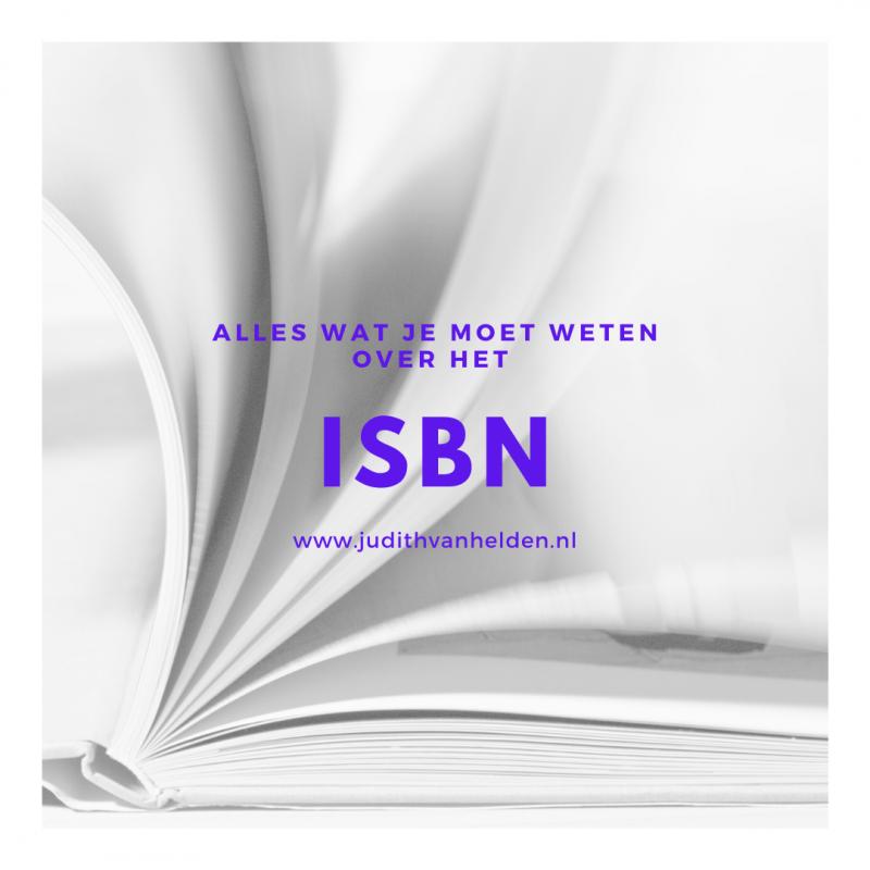alles wat je moet weten over het ISBN
